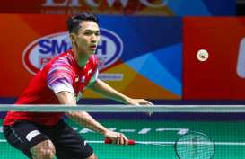 Hasil Yonex Thailand Open: Jojo Temani Ginting ke Perempat Final