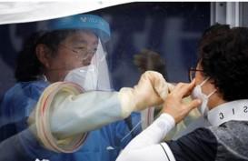 Penambahan Kasus Baru Virus Corona di Korea Selatan Stabil 500 Pasien