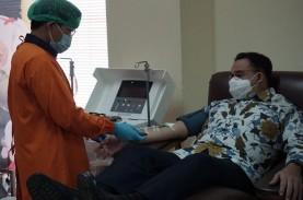 Sembuh dari Covid-19, Anies Donorkan Plasma Darah…