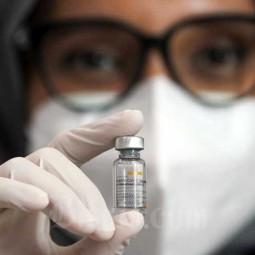 Pemerintah Targetkan Vaksinasi Covid-19 Sebanyak 1,48 Juta Nakes