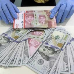 Nilai Tukar Rupiah Terhadap Dolar AS Menguat Tipis