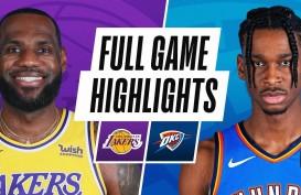 Hasil Lengkap Pertandingan Basket NBA 14 Januari, 5 Tamu Berpesta