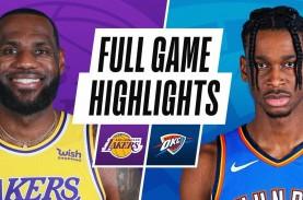 Hasil Lengkap Pertandingan Basket NBA 14 Januari,…