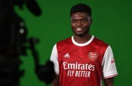 Prediksi Arsenal vs Palace: Partey dan Zaha Diperkirakan Main