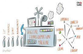 Transformasi Digital Tak Bisa Ditawar Lagi