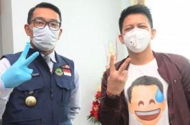 Ridwan Kamil Ajak Media Masif Kampanyekan Keberhasilan…