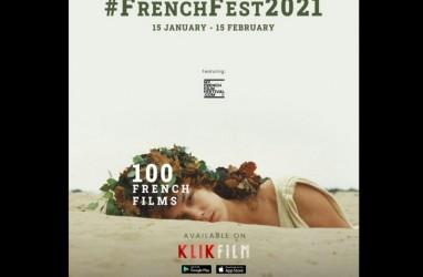 KlikFilm Jadi Rekan Resmi MyFrenchFilmFestival 2021