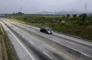 Lelang Jalan Tol Gedebage-Cilacap Dibuka Awal Kuartal I/2021