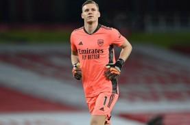 Hasil Liga Inggris, Tren Kemenangan Arsenal Terhenti…