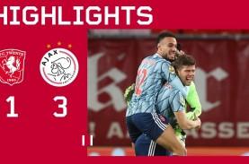 Hasil Liga Belanda : Huntelaar Main 4 Menit Cetak…