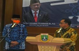Vaksinasi Covid-19 di Banten Ricuh, Begini Penjelasan Gubernur Wahidin