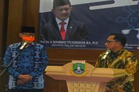 Vaksinasi Covid-19 di Banten Ricuh, Begini Penjelasan…