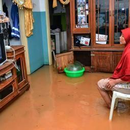 Banjir di Tasikmalaya Meluas, Ratusan Rumah Warga Terendam Banjir