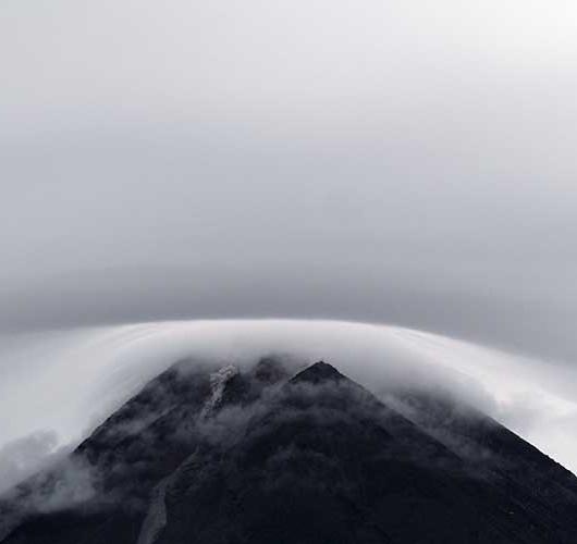 Aktivitas Vulkanik Terus Meningkat, Gunung Merapi Membentuk Kubah Lava Baru