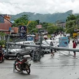Kondisi Terkini Sulawesi Barat Setelah Diguncang Gempa Bumi Berkekuatan Magnitudo 6,2