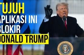Donald Trump, Satu-Satunya Presiden AS yang Diblokir…