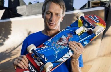 4 Strategi Sukses ala Pro Skater Tony Hawk