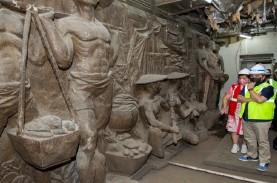 Erick Thohir Sedih, Relief Bersejarah Era Soekarno…