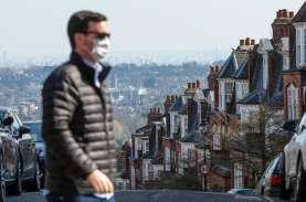 Gaya Hidup Baru Tekan Pasar Perumahan London