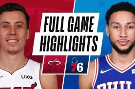 Ini Hasil Lengkap Pertandingan Basket NBA 15 Januari…