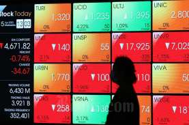 10 Saham Top Losers 15 Januari 2021, BPII dan STAR…