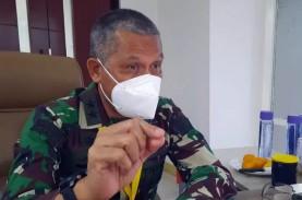 Kapuskes TNI Ajak Warga Antusias Ikuti Vaksinasi Covid-19