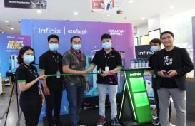 Infinix Gandeng Erafone untuk Pasar Penjualan Offline