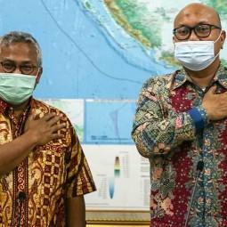 Ilham Saputra menjadi Plt Ketua KPU Gantikan Arief Budiman