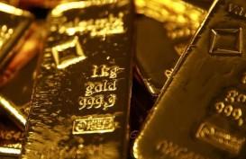Investor Berpaling ke Dolar AS, Harga Emas Lesu Dikacangin