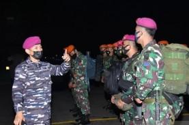 Banjir Banjarmasin: Korps Marinir Turun Tangan Bantu…