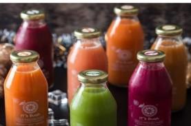 Tips Sukses Berbisnis Cold Pressed Juice, Sebulan…