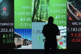 Pasar Saham RI Laris Manis, Investor Asing Masuk Rp10,5…