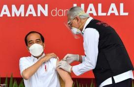 Jokowi Minta Vaksinasi Covid-19 Rampung Sebelum Akhir 2021, Ini Tahapannya
