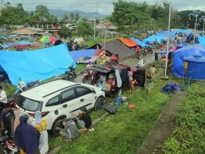 Bantuan Logistik Hingga Saat Ini Belum Tersalurkan Ke Tempat Pengungsian