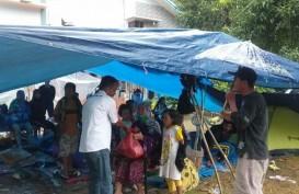 BRI Bagikan Ribuan Makanan Siap Saji dan Berikan Bantuan Tanggap Darurat untuk Korban Gempa di Sulawesi Barat