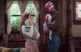 Serial WandaVision Ajak Penonton Membedah Kembali Misteri MCU
