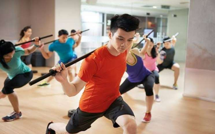 Dynamic Movement Training