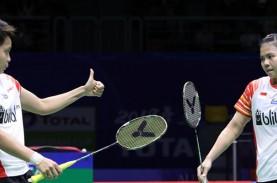 Jadwal Final Yonex Thailand Open 2021: Greysia/Apriyani…