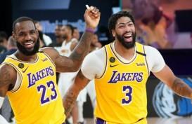 Hasil Basket NBA, Duo Los Angeles Lakers & Clippers Raih Kemenangan