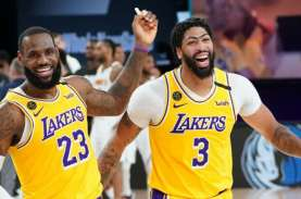Hasil Basket NBA, Duo Los Angeles Lakers & Clippers…