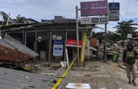 Gempa Sulbar, Panglima TNI Perintahkan Bersihkan Puing-puing Bangunan