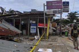 Gempa Sulbar, Panglima TNI Perintahkan Bersihkan Puing-puing…