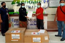 PMI Jateng Distribusikan Ventilator ke 5 Rumah Sakit…