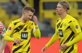 Hasil Lengkap Bundesliga, Rival-rival Bayern Munchen Tersandung