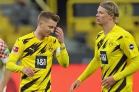 Hasil Lengkap Bundesliga, Rival-rival Bayern Munchen…