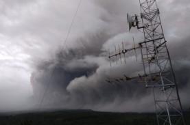 Letusan Gunung Semeru : PVMBG Umumkan Peringatan Level…