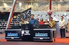 Ashmore Indonesia (AMOR) Baru Pakai Dana IPO Rp50…