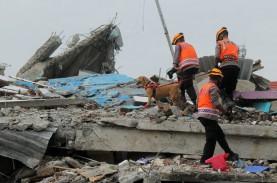Foto-foto Perkembangan Penanganan Gempa di Mamuju,…