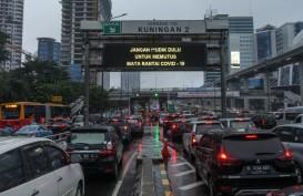 Jakarta Keluar dari 10 Besar Kota Termacet Dunia