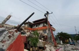 PLN Aktifkan Kembali 528 Gardu Listrik Setelah Gempa Sulbar
